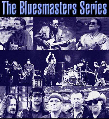 The Bluesmasters Series at B.B. King's Club & Grill - Featuring Blues Tittans Cornell Dupree, The Soul Survivors, John Hammond,  and Louisiana Red with PaPa HooDoo and Lance Lopez on May 14th! Click Here For More Info!