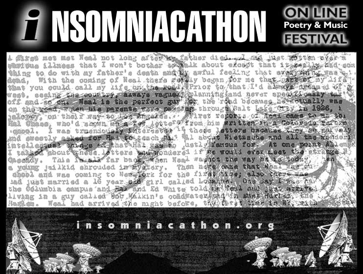 Welcome to Insomniacathon On-Line! - Click Here To Enter!