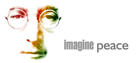 Imagine Peace - This October 9th would have been John Lennon's 68th Birthday. On this day last year, Yoko Ono dedicated the Imagine Peace Tower on the island of Videy, near Reykjavík, Iceland. The Imagine Peace Tower is a beam of light that represents light and power to the realization of World Peace, which was John Lennon's lifetime wish, and what he had worked for. War Is Over If You Want It - Do what YOU can do To Give Peace A Chance! - Click Here To Learn More on How to . . . Think PEACE, Act PEACE, Spread PEACE!
