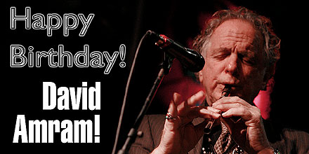 Click Here and join us at the Insomniacathon On-Line! David Anram 78th Birthday Party!